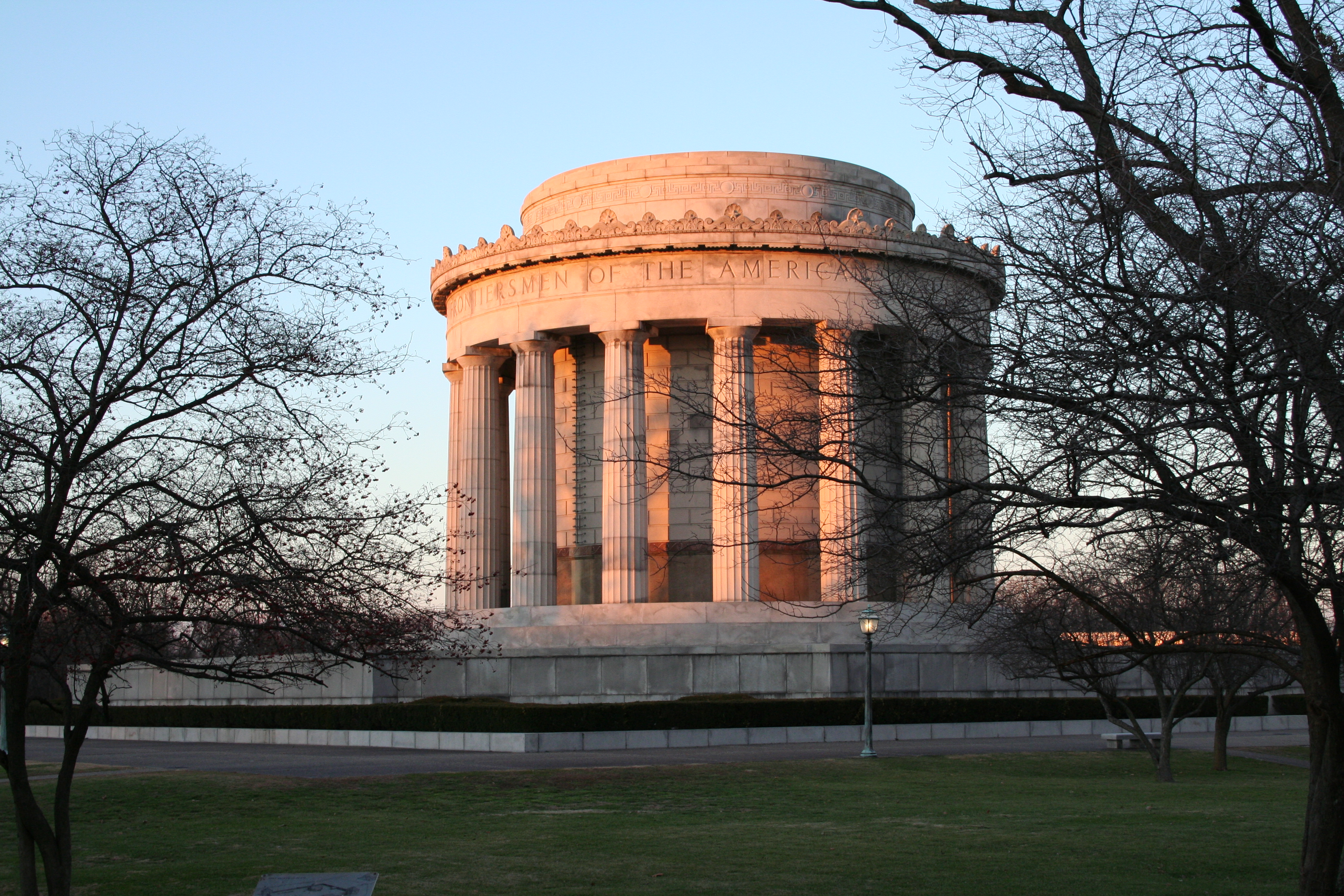 george rogers clark memorial - photo #28