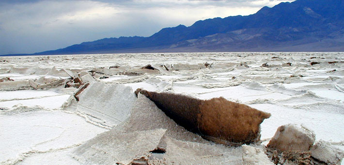 Photo of Badwater Basin in Death Valley National Park