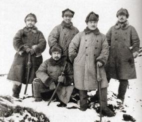 Operation Landcrab: La reprise d'Attu par les américains 17_Japanese_winter_moire_pattern_maybe