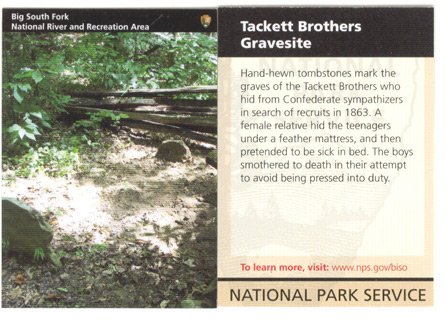 ... for Civil War To Civil Rights Trading Cards National Park Service Us
