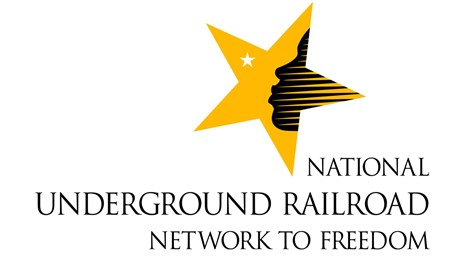 The official National Underground Railroad Network to Freedom logo.