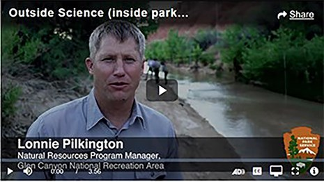 Lonnie Pilkington, Natural Resources Program Manager