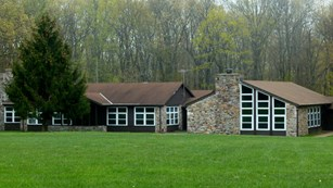 Image of Dining Hall at Camp Greentop