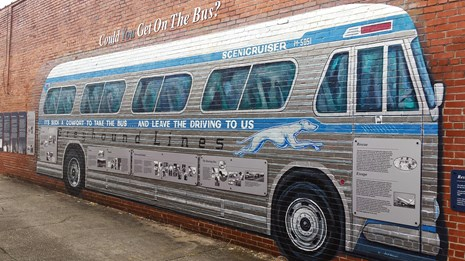 Follow in the footsteps of the Freedom Riders
