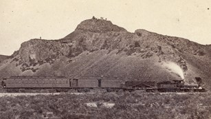 The end of the Old West was sealed with the completion of the Transcontinental Railroad.