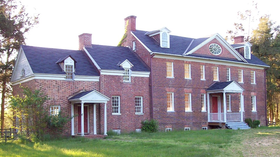 Photo of Harmony Hall Mansion