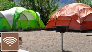 campground photo from Lake Mead National Recreation Area