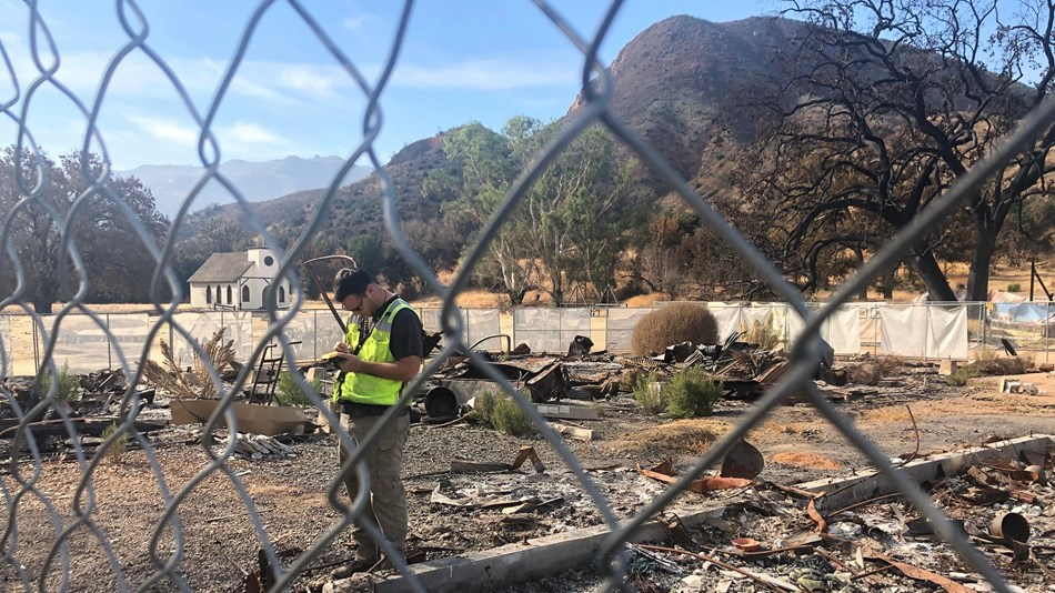 Post-Woolsey Fire - One Year Later