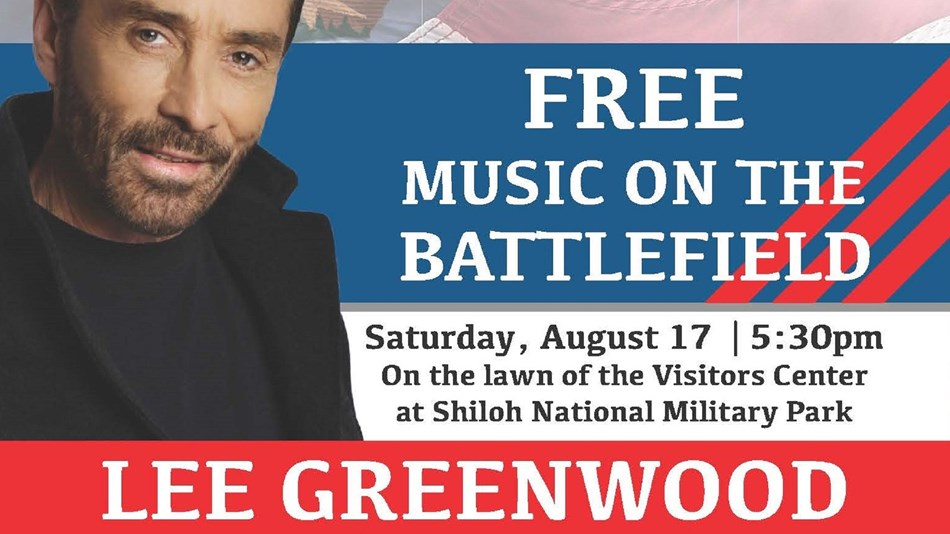 Lee Greenwood to help celebrate NPS and Hardin County's Birthday