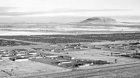 Tule Lake Segregation Center
