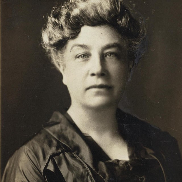 Kate Gordon. Coll. Library of Congress