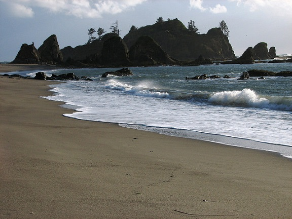 Rialto Beach (Olympic National Park)