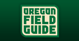 Oregon Field Guide TV show logo.