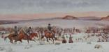 Along the Washita - 1868 by Gene V. Dougherty