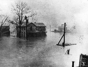 1913 Flood Damage