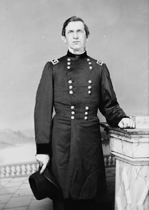 Union General Edward Canby