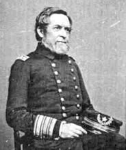 Photo of Rear Admiral Andrew H. Foote