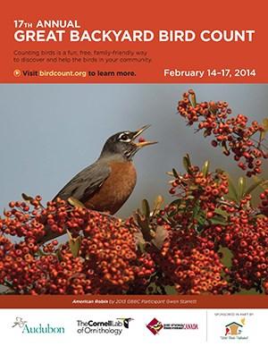 The Great Backyard Bird Count - Fort Pulaski National ...