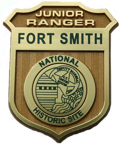 Junior Ranger Badge color