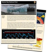 Glacier Bay Climate Change Brochure