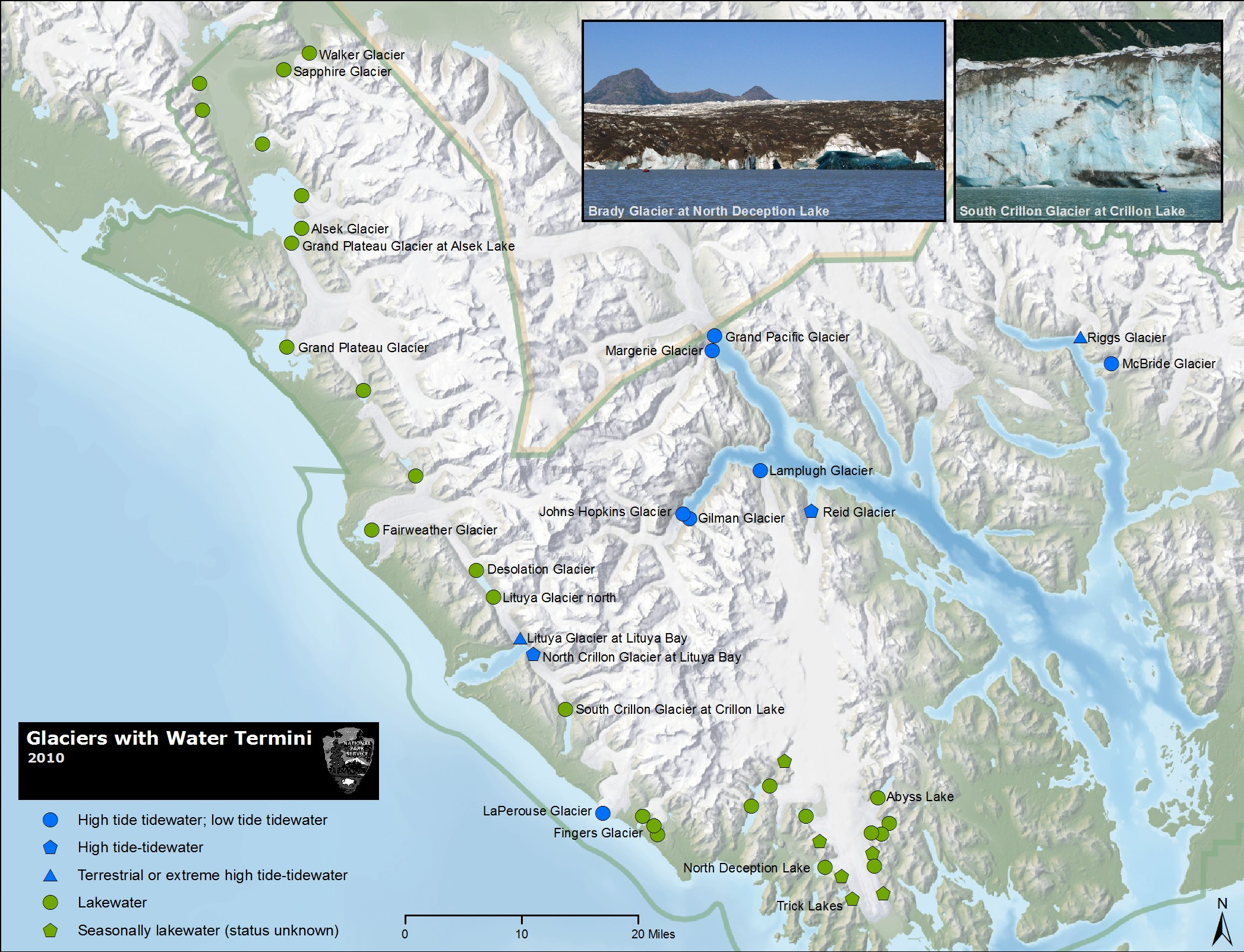 Frequently Asked Questions - Glacier Bay National Park & Preserve ...