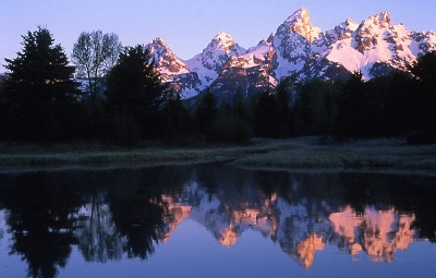 Schwabacher's Landing, Photo Credit:NPS,Smaldone
