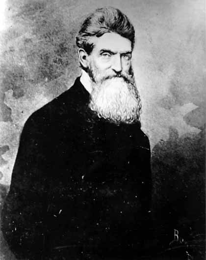 Portrait of John Brown