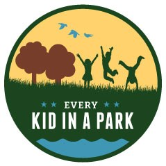 logo for Every Kid in a Park program