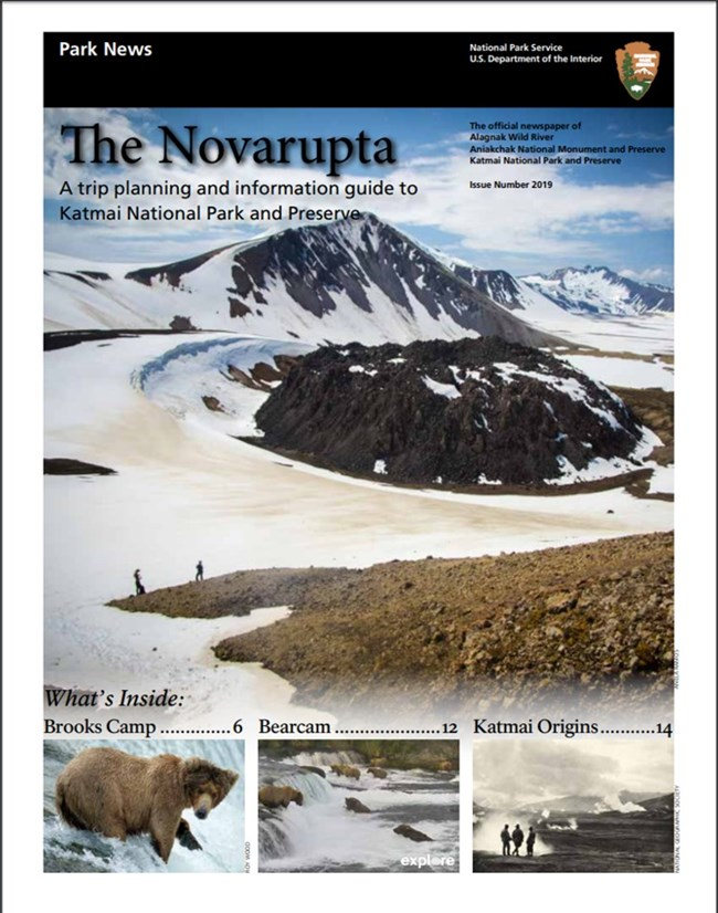 Novarupta newspaper 2019