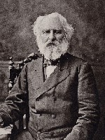 Henry Wadsworth Longfellow in 1882, the year he died.