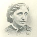Louisa Alcott - small
