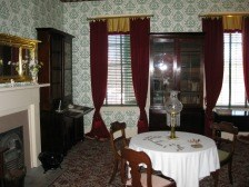 William Johnson's Living Quarters