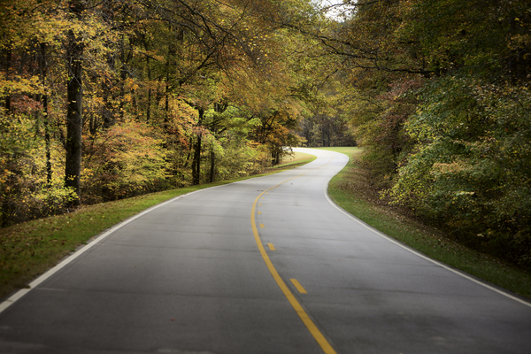 natchez trace parkway map. The Natchez Trace Parkway is