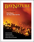 Cover of Bay Nature Magazine July - September 2005