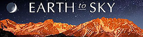 Logo for Earth to Sky