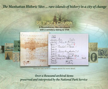 Manhattan Historic Sites Archive