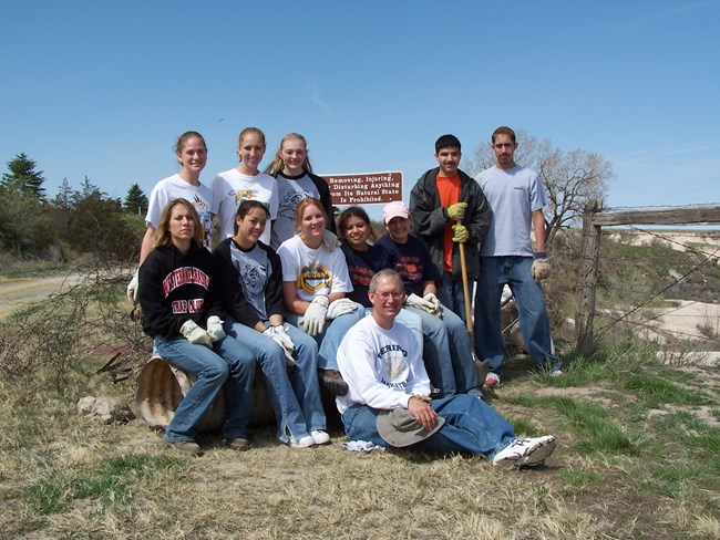 Volunteer - Scotts Bluff National Monument (U.S. National ...