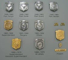 NPS Badges and Insignia