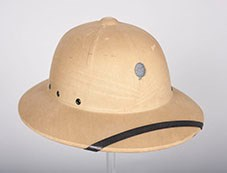 Sun Hat used in Death Valley