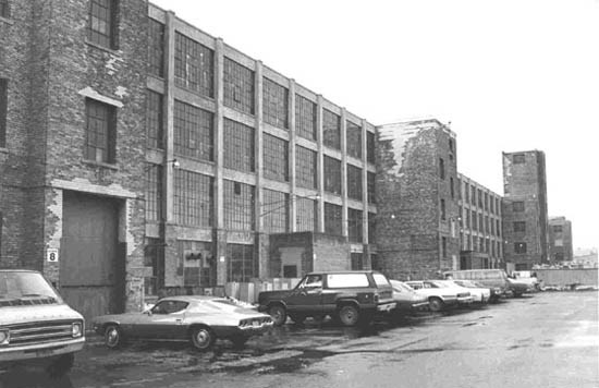 Lincoln Motor Company Plant