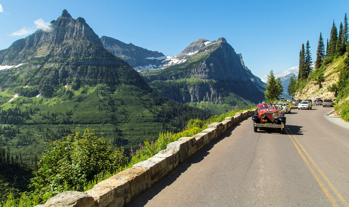 Image result for going to the sun road