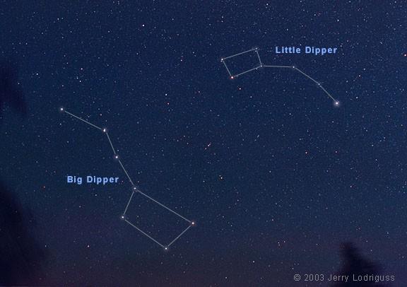 nebula in the big dipper - photo #43