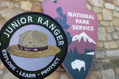 Junior Ranger Day patch