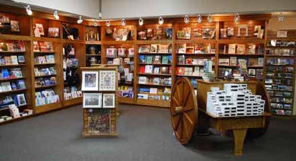 Bookstore Vicksburg National Military Park US