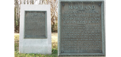 Maryland state memorial