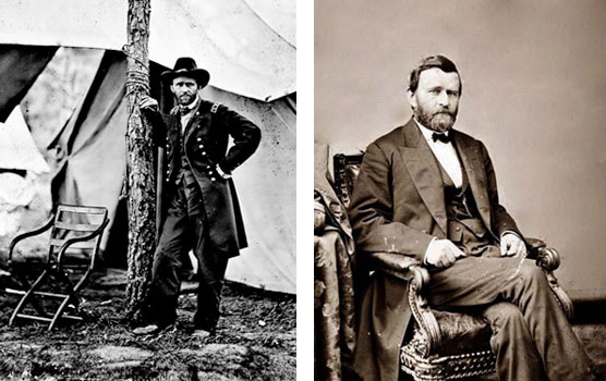 a history of us grant a president of the united states In the years following the civil war, the american south descended into chaos   laws by the president of the united states, ulysses simpson grant  but  chernow is not writing a civil war history in fact, civil war buffs that.