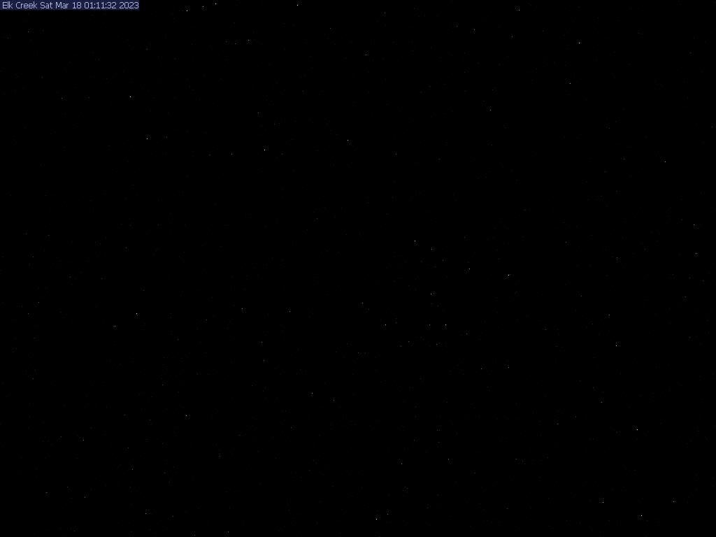 Elk Creek Webcam preview image