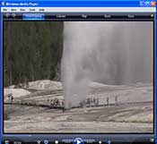If you can't come see Old Faithful erupt in person, you can view it online.